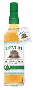 Devlin Irish Whiskey 1.00l